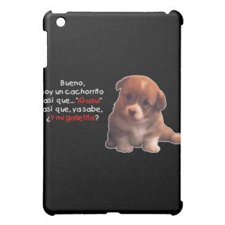 Soy un cachorrito iPad mini cases