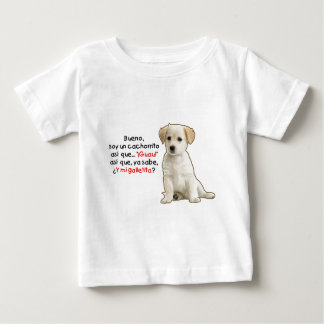 Soy un cachorrito t-shirt