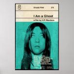 Soy un cartel de película del fantasma 24x36 poster