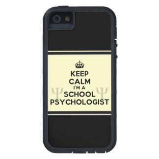 Soy un caso del iPhone 5 del psicólogo de la escue iPhone 5 Case-Mate Protector
