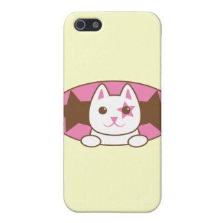 ¡Soy un CAT de la ESTRELLA tan lindo! iPhone 5 Fundas