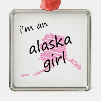 Soy un chica de Alaska Ornamente De Reyes