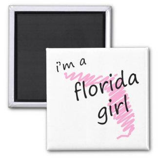 Soy un chica de la Florida Imán