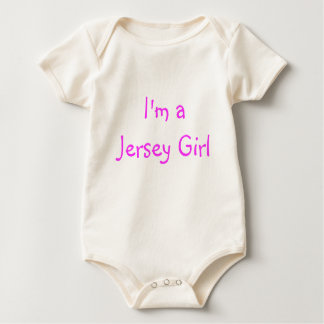 Soy un chica del jersey mameluco