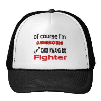 Soy un Choi que Kwang hace el combatiente Gorros Bordados