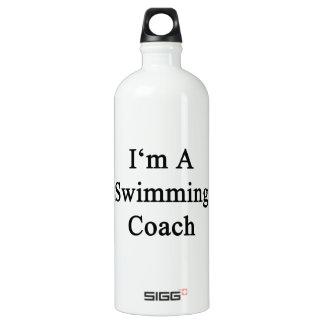 Soy un coche de la natación