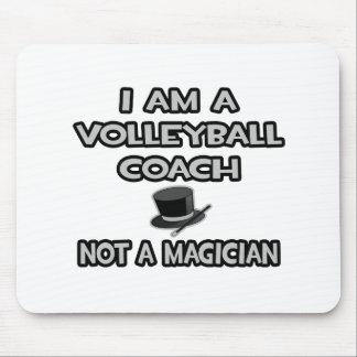 Soy un coche del voleibol… no un mago alfombrilla de ratones