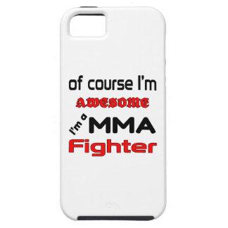 Soy un combatiente del Muttahida Majlis-E-Amal iPhone 5 Funda