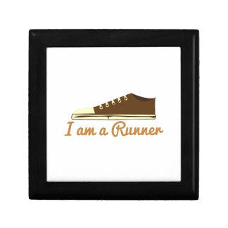 Soy un corredor joyero cuadrado pequeño
