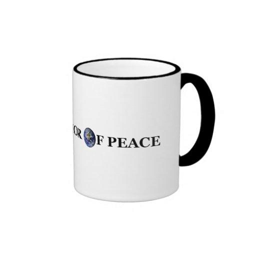 Soy un creador de la taza de la paz