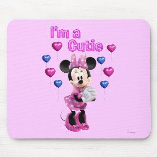 Soy un Cutie Minnie Mouse Tapete De Ratón