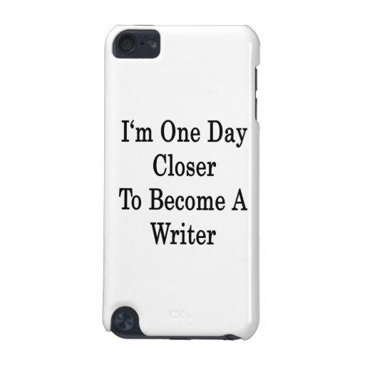 Soy un día más cercano a hago escritor