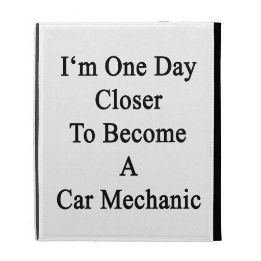 Soy un día más cercano a hago mecánico de coche