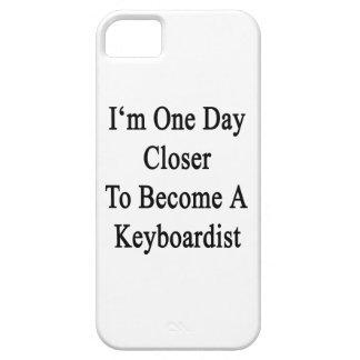 Soy un día más cercano a hago teclista iPhone 5 Case-Mate protectores