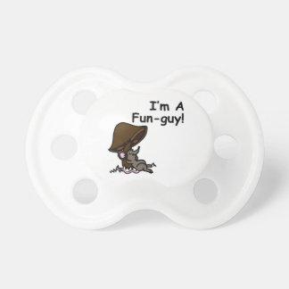 ¡Soy un Diversión-Individuo! Chupetes De Bebé