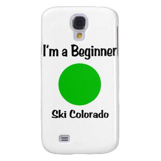 Soy un esquí Colorado del principiante Funda Para Galaxy S4
