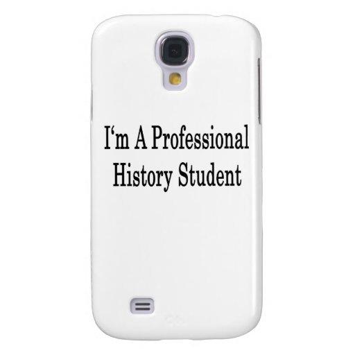 Soy un estudiante profesional de la historia