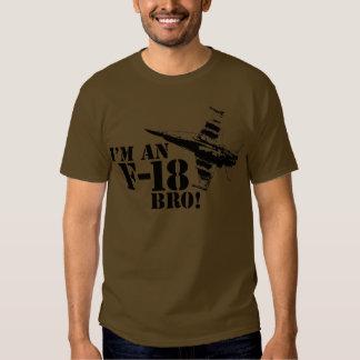 ¡Soy un F-18, Bro! Poleras