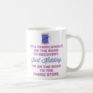 Soy un Fabricaholic en el camino a la taza de la r