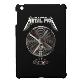 Soy un fan enorme del metal - fan del pedestal iPad mini carcasas