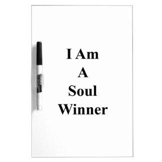 Soy un ganador del alma pizarras