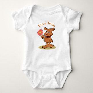 ¡Soy un gemelo y Me Too! Camisetas - Flopsie Playeras