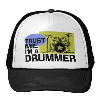 Soy un gorra del batería