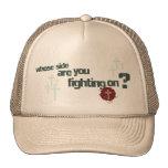 Soy un gorra/un casquillo cristianos del soldado