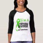 Soy un guerrero del linfoma camiseta