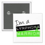 Soy un guerrero del linfoma pin