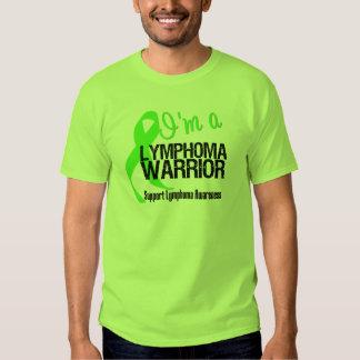 Soy un guerrero del linfoma polera