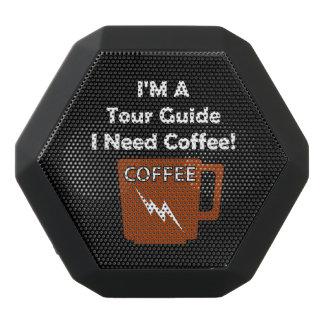 ¡Soy un guía turístico, yo necesito el café! Altavoz