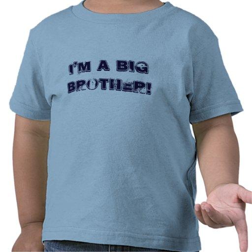 ¡Soy un hermano mayor! Camisetas