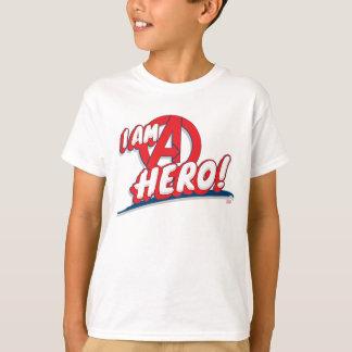 ¡Soy un héroe! Playera