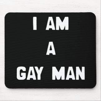 SOY UN HOMBRE GAY ALFOMBRILLAS DE RATON