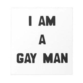 SOY UN HOMBRE GAY BLOCS