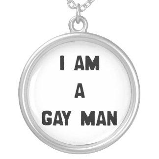 SOY UN HOMBRE GAY COLGANTE