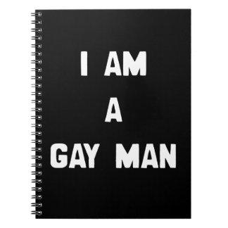 SOY UN HOMBRE GAY CUADERNO