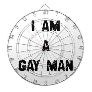SOY UN HOMBRE GAY TABLA DARDOS