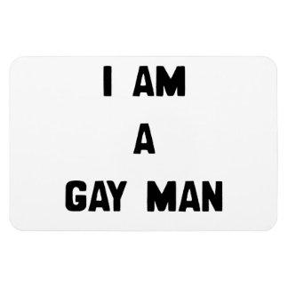 SOY UN HOMBRE GAY IMANES FLEXIBLES