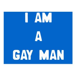 SOY UN HOMBRE GAY POSTAL