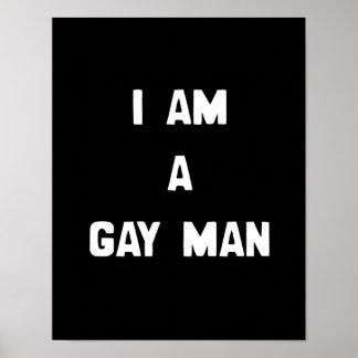 SOY UN HOMBRE GAY POSTERS