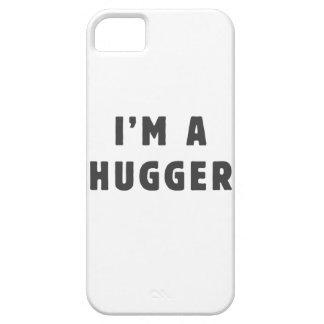 Soy un hugger iPhone 5 funda