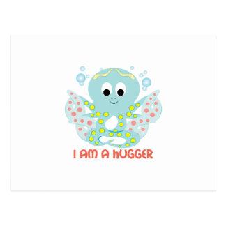 Soy un Hugger Tarjeta Postal