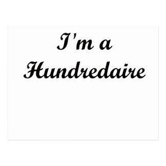 Soy un Hundredaire Postal