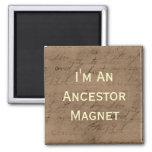 Soy un imán del antepasado