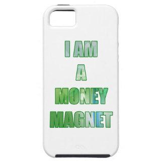 Soy un imán del dinero iPhone 5 carcasa