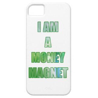 Soy un imán del dinero iPhone 5 funda