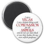 Soy un imán del vegano