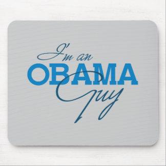 Soy un individuo de Obama Alfombrillas De Raton